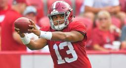 Tennessee vs. Alabama Best Bets - Week 8 2019