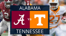 Alabama Crimson Tide vs. Tennessee Vols Betting Odds, Prop Bets
