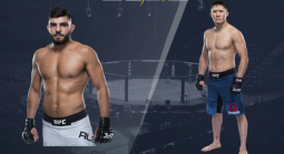 Albazi vs Zhumagulov FIght Odds, Prop Bets - UFC 257