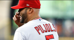 Albert Pujols Next Team Odds Has Familiar Name on Top