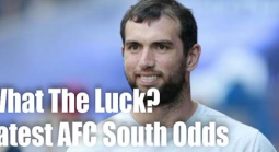 AFC South Division Odds 2019 After Andrew Luck Retirement News