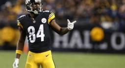 Raiders Get Brown, Steelers Get Draft Picks