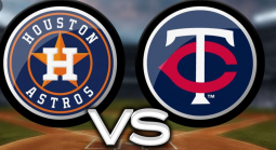Astros vs. Twins Series Odds - 2020 MLB Playoffs