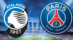 Atalanta vs. Paris Saint-Germain