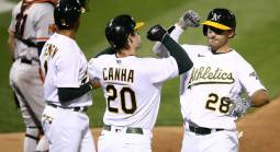 White Sox vs. Athletics Series Odds - 2020 MLB Playoffs