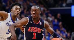 Auburn-Kansas Line at Tigers 2: Betting Action Balanced
