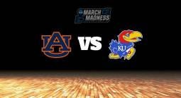 Auburn vs. Kansas Free Pick, Prediction, Betting Odds - March 23
