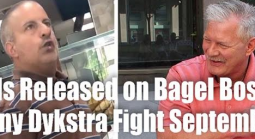 Where to Bet on Bagel Boss vs. Lenny Dykstra Fight Online