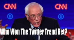 Most Tweeted About Democrats During Debate 2: Not Nessarily a Good Thing
