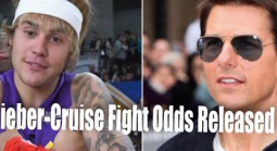 Bieber-Cruise Fight Odds Posted: Where to Bet Online