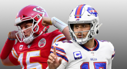 What is the Payout if the Buffalo Bills Win Versus Kansas City Chiefs - AFC Championship
