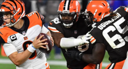 Cleveland Browns vs. Cincinnati Bengals Week 7 Betting Odds, Prop Bets