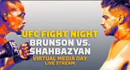 UFC Odds – UFC Fight Night: Brunson vs. Shahbazyan