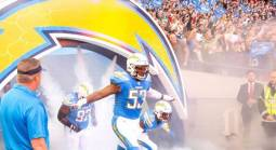 Bet the Chargers-Chiefs Thursday Night Football Game