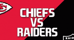 Bet the Kansas City Chiefs vs. Raiders Game Online - December 2