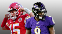 NFL Betting – Kansas City Chiefs at Baltimore Ravens