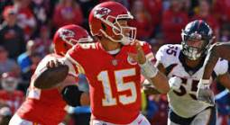 NFL Betting – Kansas City Chiefs at Denver Broncos
