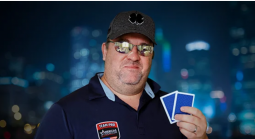 Chris Moneymaker Becomes an Americas Cardroom Team Pro