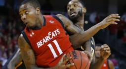 Cincinnati Bearcats Most Bet on Side Friday