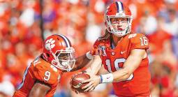 Pittsburgh Panthers vs. Clemson Tigers Betting Odds, Prop Bets Bets - Week 13
