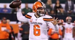 NFL Betting – Los Angeles Rams at Cleveland Browns