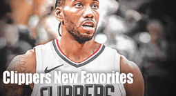 Clippers New Favorites to Win 2020 NBA Championship, Lakers 2nd Shortest Odds