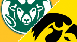 What The Line Should Really Be On The Colorado State vs. Iowa Week 4 Game