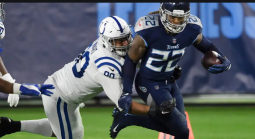 Tennessee Titans vs. Indianapolis Colts Week 12 Betting Odds, Prop Bets