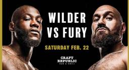 Where Can I Watch, Bet Wilder vs. Fury 2 From Phoenix, Mesa, Scottsdale Tucson