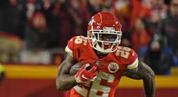 Damien Williams Super Bowl 2020 Prop Bets