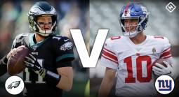 New York Giants vs. Philadelphia Eagles Prop Bets 2019