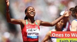 What Are The Odds to Win - Women's 1500M - Tokyo Olympics