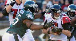 Week 1 NFL Lines 2018 - Falcons vs. Eagles