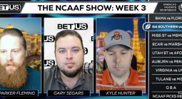 Expert Predictions on the Georgia Souther vs. Arkansas Game Week 3