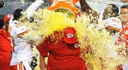 Bet the Color of the Gatorade Bath Super Bowl 54