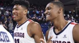 Bettor vs. Bookie February 22 - Gonzaga