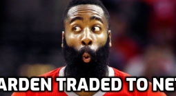 Harden Headed to Nets in Blockbuster 4-Team Deal