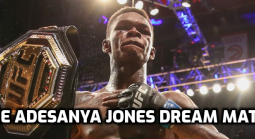 Israel Adesanya vs. Jon Jones Fight Odds