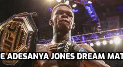 Israel Adesanya vs. Jon Jones Fight Odds