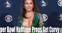 Super Bowl Halftime Prop Bets Get Curvy With J-Lo and Shakira