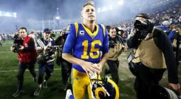 Jared Goff Super Bowl 53 MVP Odds