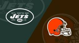 Browns-Jets Game Most Bet on So Far This Season