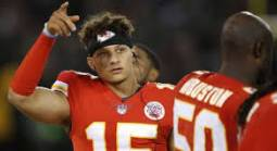 Bet the Chiefs to Win Outright Against Patriots - Payout