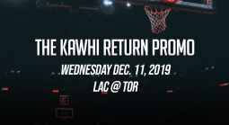 Kawhi Return Betting Promo