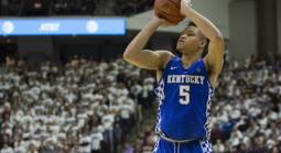 NCAA Tournament Preview: No. 2 Kentucky Wildcats vs. No. 7 Wofford