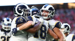 LA Rams vs. Dallas Cowboys Prop Bets 2019