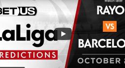 Rayo Vallecano vs Barcelona La Liga Picks Best Bets & Soccer Predictions Oct 27th