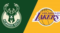NBA Betting – Los Angeles Lakers at Milwaukee Bucks