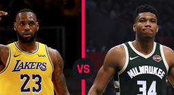 Lakers vs. Bucks Playoff Series Lines 2020