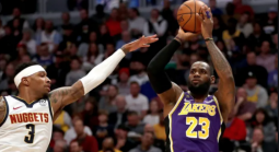 Denver Nuggets vs. LA Lakers Game 1 Betting Odds, Prop Bets